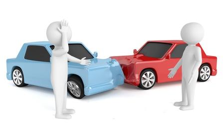 交通事故による様々な悩み